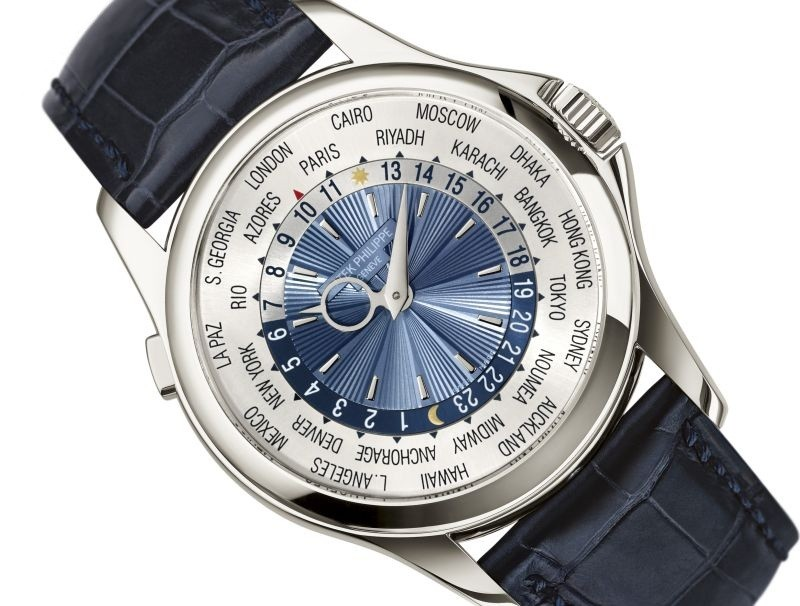 Patek-Philippe-World-Time-watches